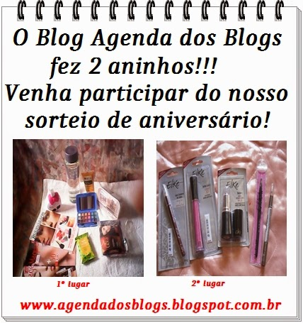 BLOG AGENDA DOS BLOGS