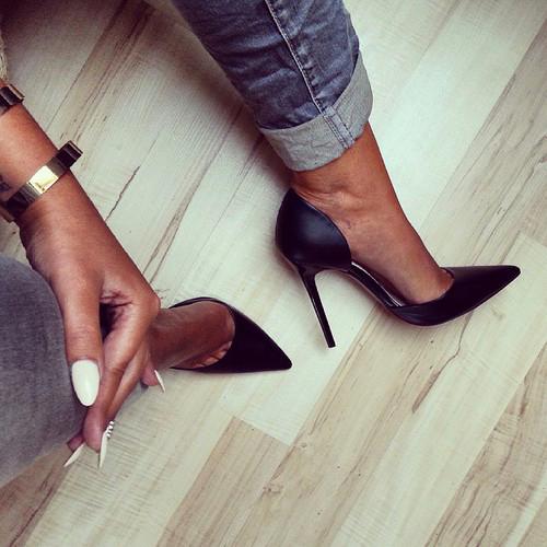 High Heels Shoes...