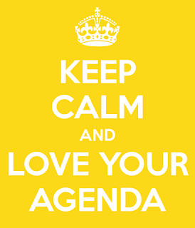 Mon agenda et moi !