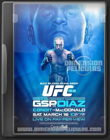 Ultimate Fighting Championship UFC 158 (HDTV Inglés) (2013)
