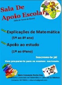 Sala de Apoio Escolar (Vila T. de Bouro)