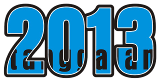 resolusi tahun 2013
