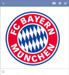 Bayern Munchen Chat Emoticon