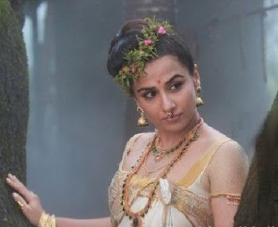 Vidya Balan New Look Dirty Picture