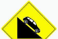 Nyetir Mobil di Turunan (Cara Yang Benar)