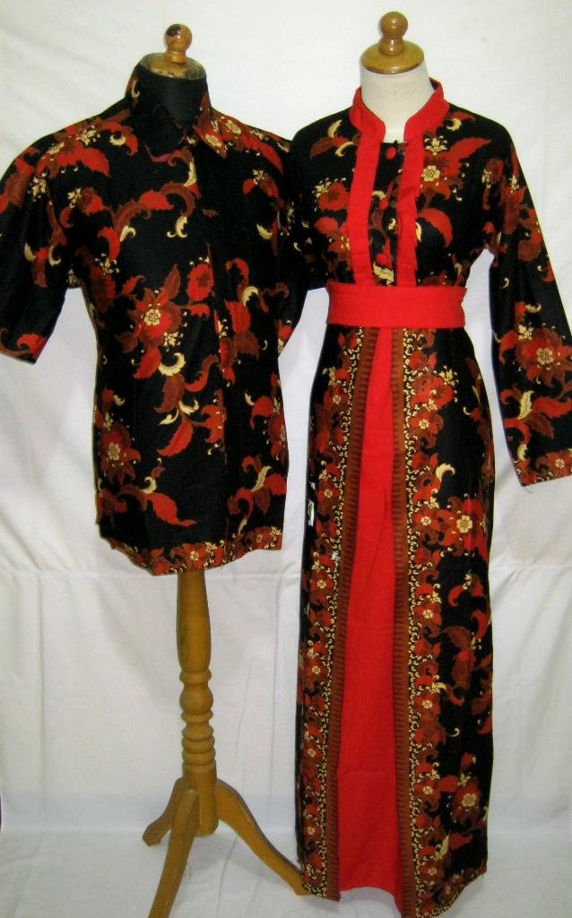 Sarimbit Gamis Merah Cs57 Cs Fashionshop