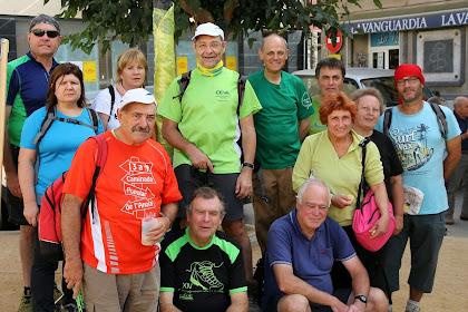 Caminada Popular de Sant Feliu de Codines 2014