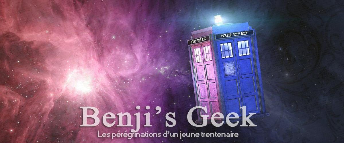 Benji's Geek