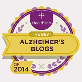 One of Healthline's Top 20 Alzheimer's Blogs