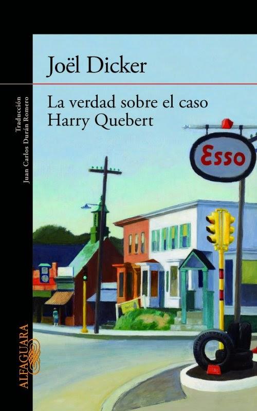 Comentario sobre el libro La Verdad sobre el Caso Harry Quebert