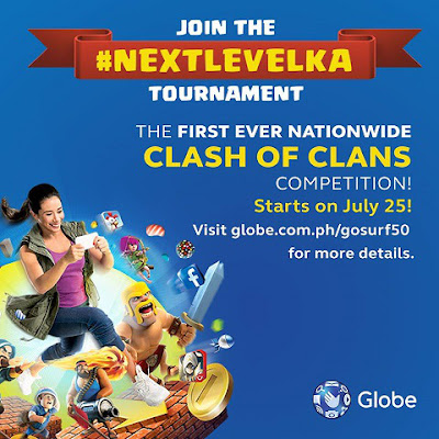 Globe Clash of Clans