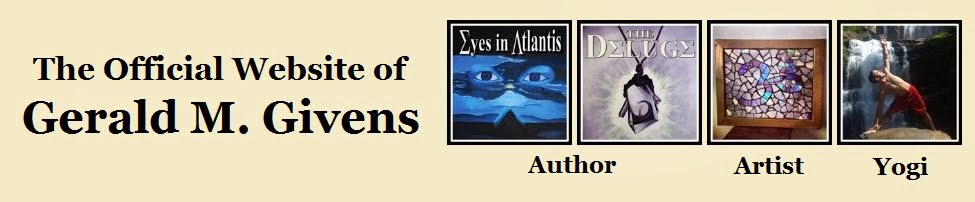 The Official Website of Author Gerald M. Givens