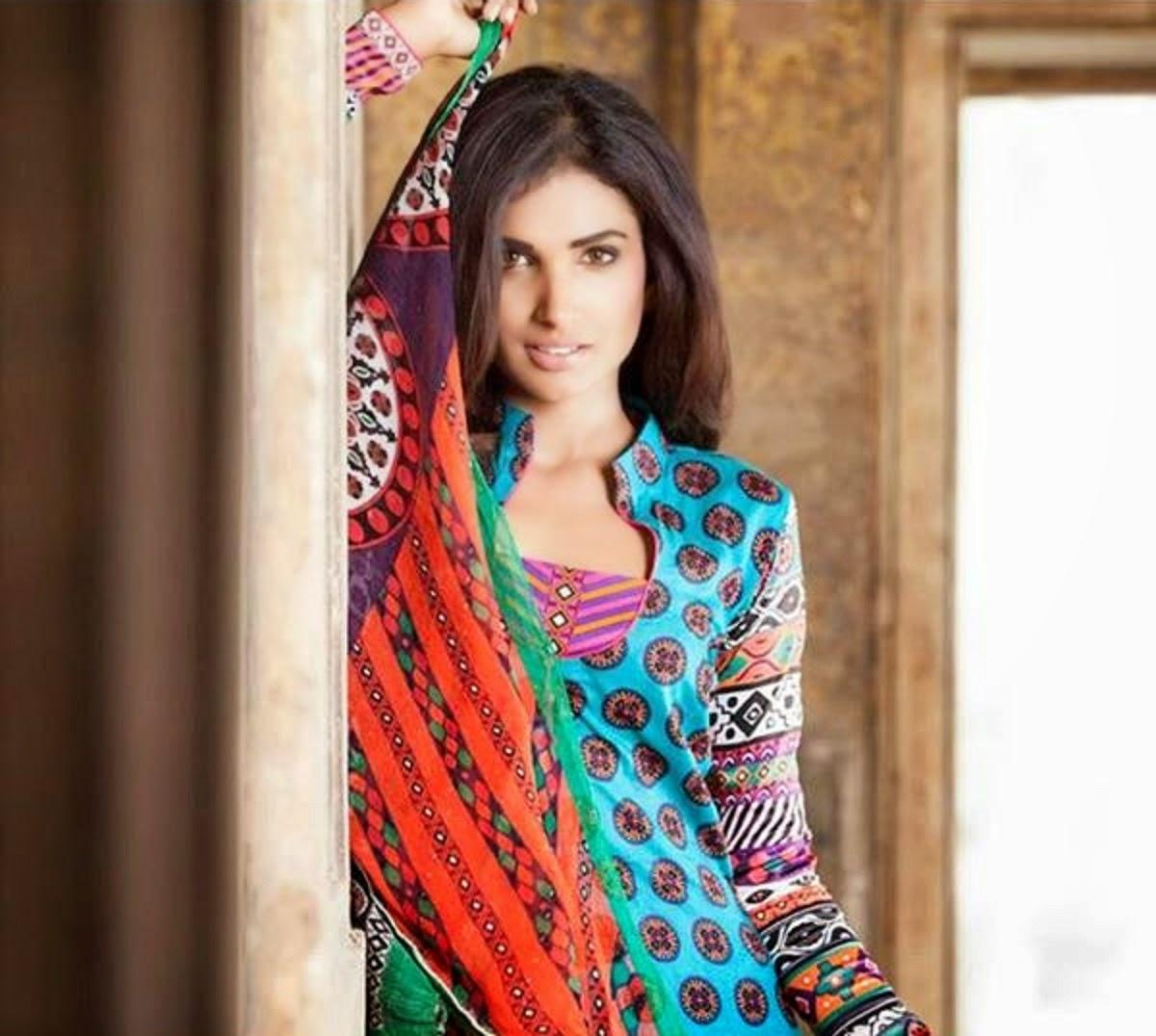Beautiful Amna Ilyas HD Wallpaper
