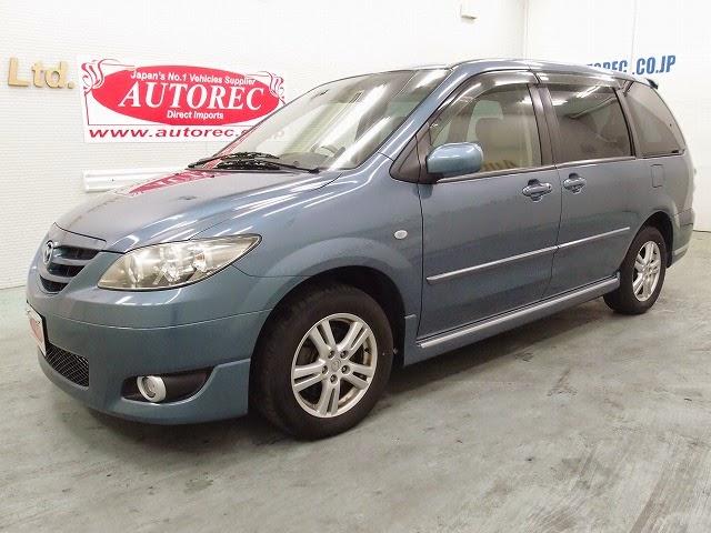 2004 Mazda Mpv For Samoa To Apiajapanese Vehicles To The World