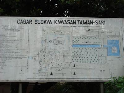 Cerita dewasaku: Jelajah Tamansari Jogjakarta
