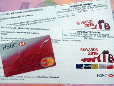 HSBC-rewards, HSBC-Red-Mastercard, credit card rewards, credit-card-promo