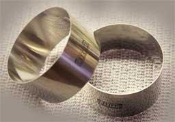 понадобятся десертные кольца диаметром 5 см