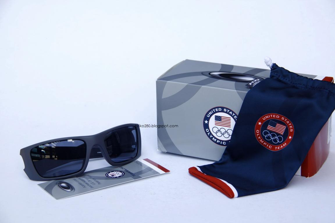 Oakley Fuel Cell Usa