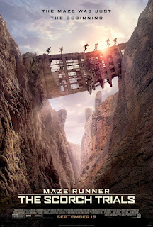 Maze Runner: The Scorch Trials (Cam version) (2015)