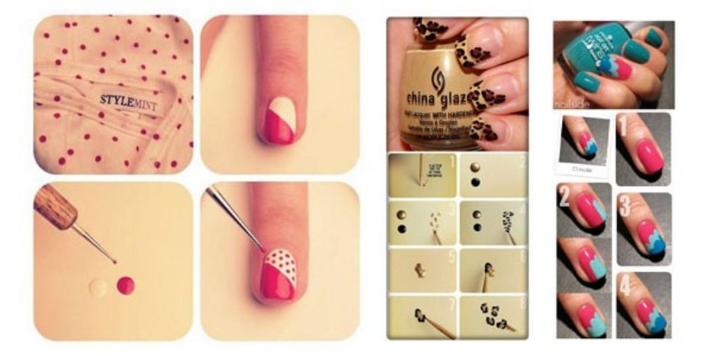 How to Do Simple Nail Art Designs Beginners Step by Step