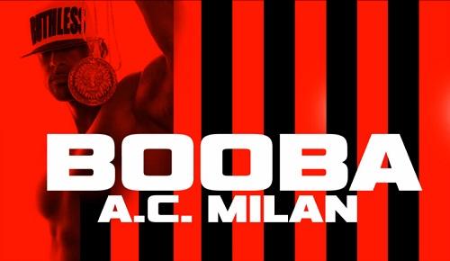 Clip Booba  - A.C. Milan
