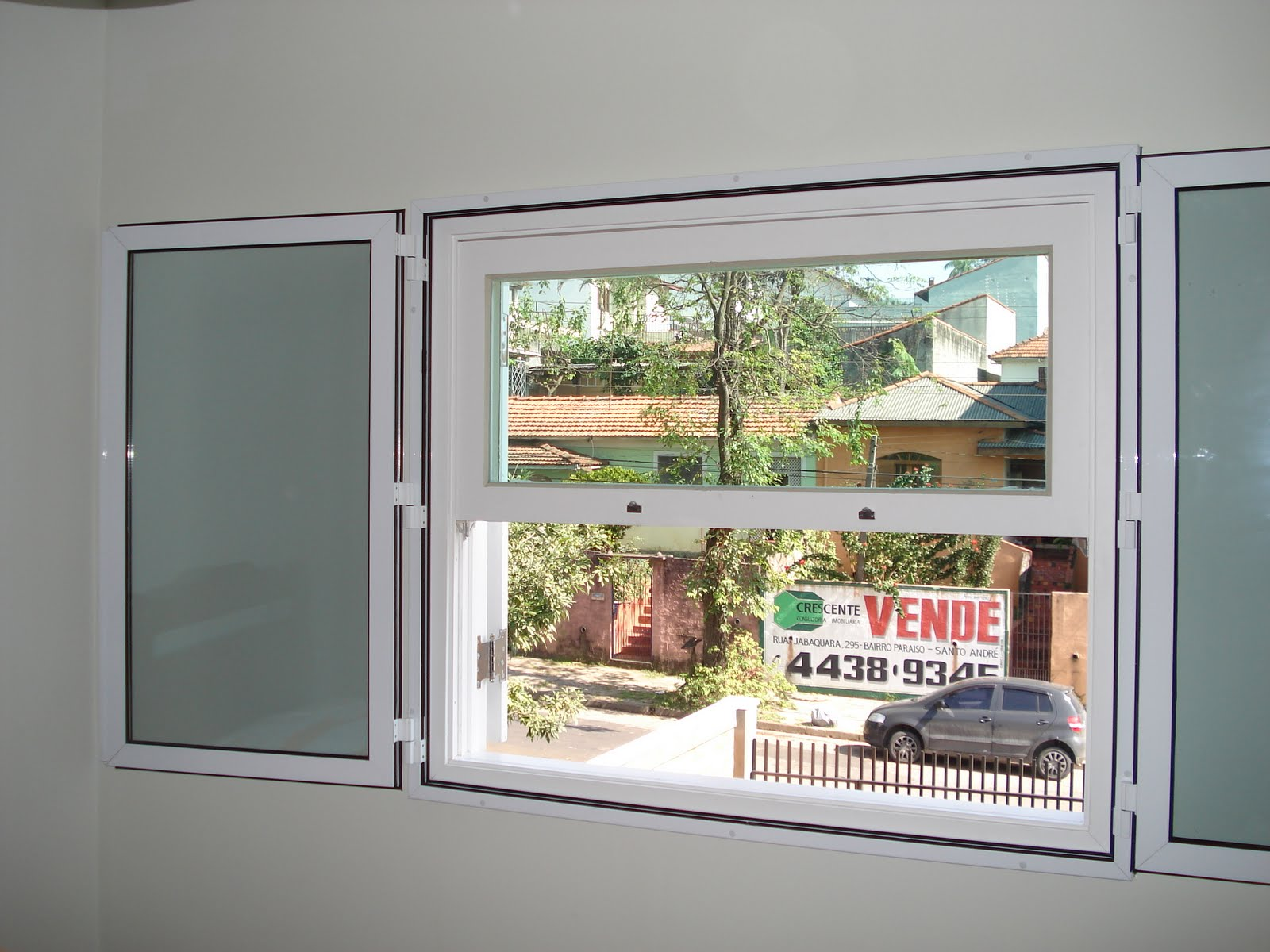 #835C48 Nasce uma casa ***** O dia a dia de uma construção: Janelas anti  1418 Quanto Custa Uma Janela De Aluminio Para Quarto