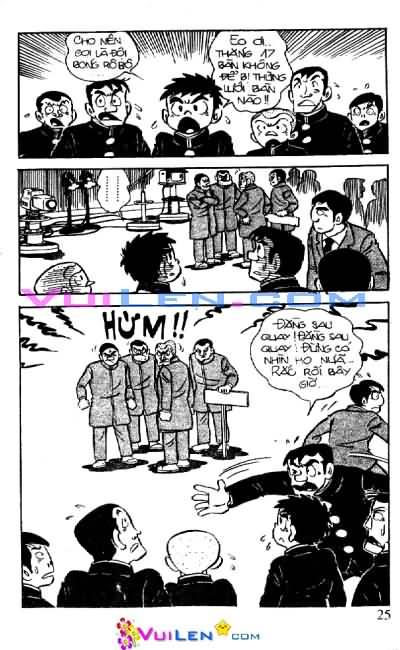 Jindodinho - Đường Dẫn Đến Khung Thành III  Tập 8 page 25 Congtruyen24h