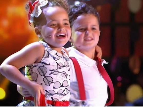 Daniela e Iván: Final Individual Pequeños Gigantes