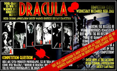 WARNER BROTHERS REMASTERED BFI DRACULA BLU RAY COMPETITION NOW LIVE!