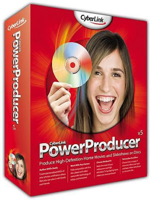 CyberLink PowerProducer 5.5 + Crack 2012