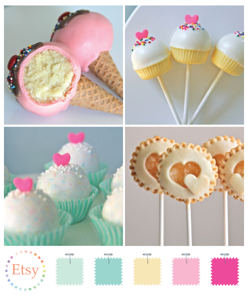 Cake Pop LA on Etsy