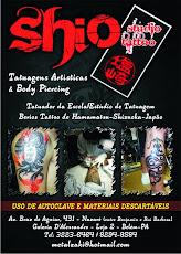 O MAIS NOVO ESTÚDIO DE TATUAGEM DA CIDADE- SHIO STUDIO TATTOO