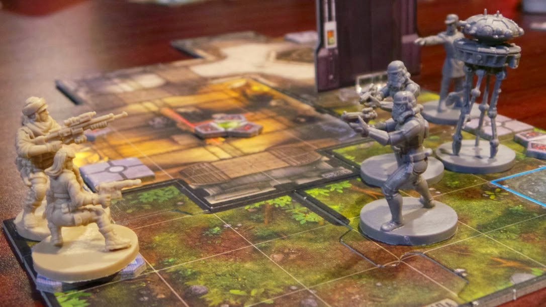 A first look at Star Wars Imperial Assault