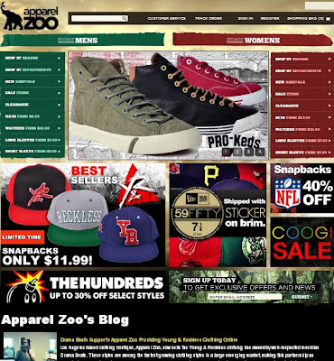 Apparel Zoo Coupons and Deals