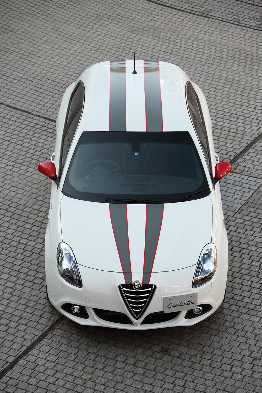 Ken Okuyama Designs Two Special Edition Alfa Romeo