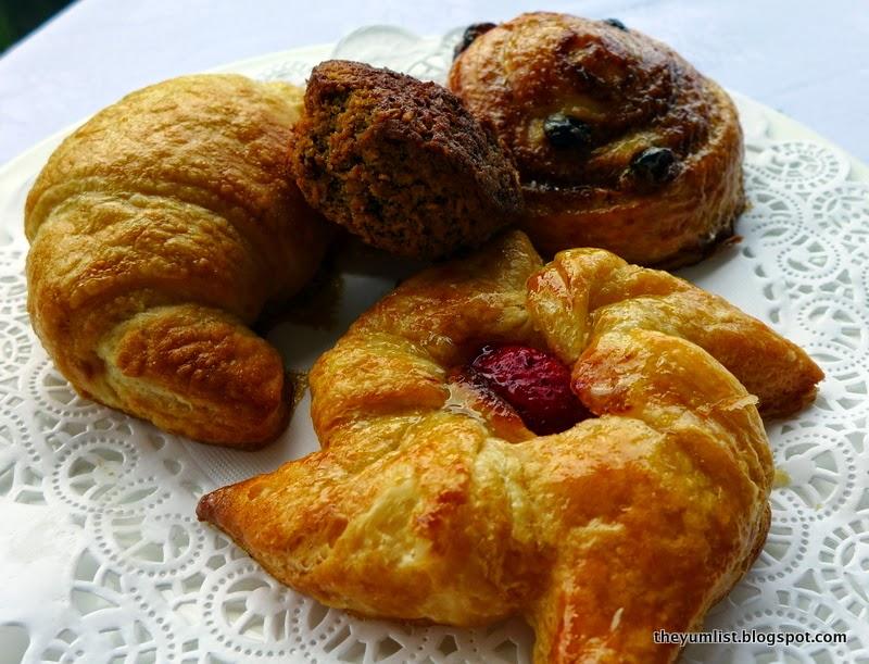 CasCades, Breakfast, Viceroy Bali