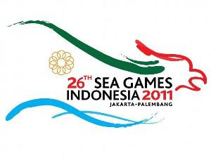 Logo SEA Games 2011 SEAG XXVI 2011