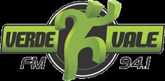ouvir a Rádio Verde Vale FM 94,1 União da Vitória PR