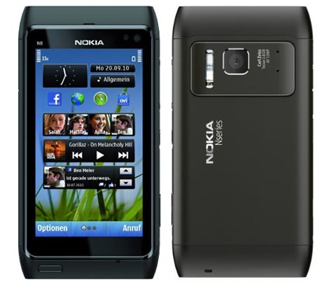 nokia n8 paowr full mobile in the high space mobile in the world