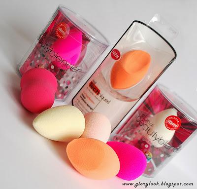 Спонж яйцо Beautyblender, спонж Miracle complexion sponge от Real Techniques