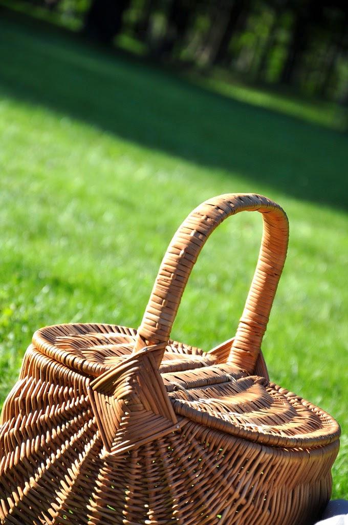 Na pikniku v zámockom park plus recept na šťavnatú mrkvovú tortu