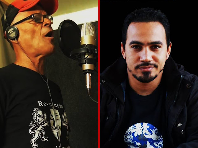 Poeta panelense homenageia o colunista do site Panelas Pernambuco Pierre Logan