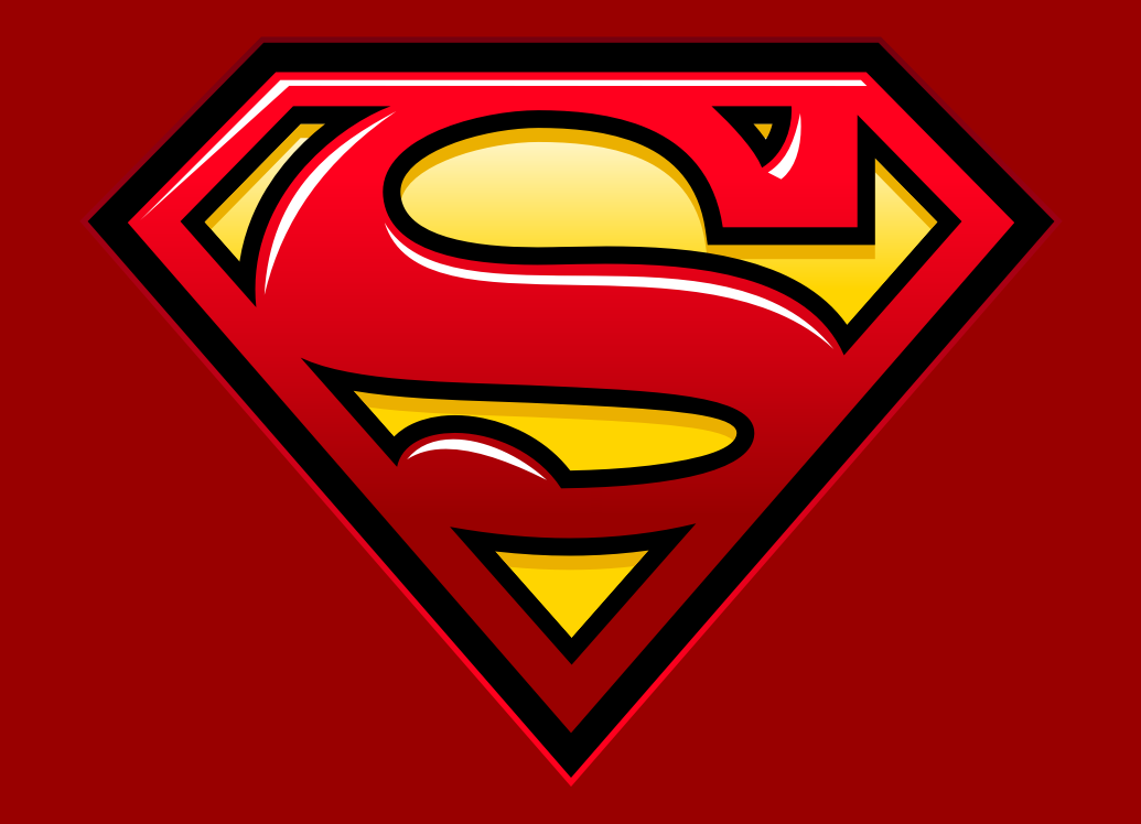 Superman Logo ~ Aprillemly