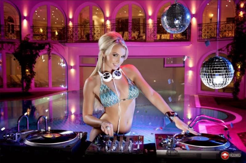 DJs gostosinhas