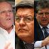 Candidatos a la presidencia por Luis Mellet