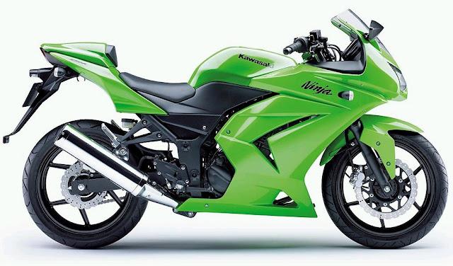 Daftar Harga Motor Kawasaki Terbaru Desember 2012