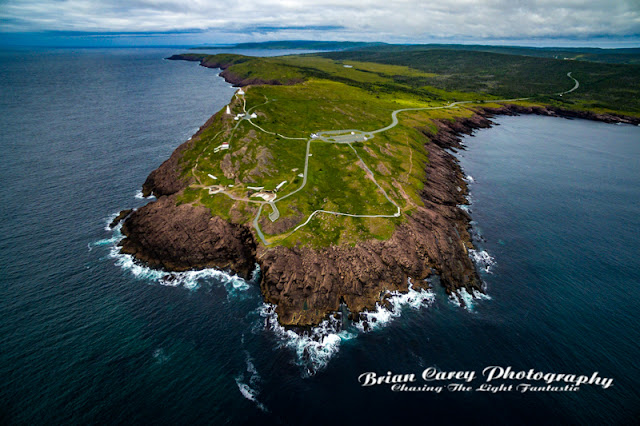 Air Newfoundland - Coastal Cape Spear