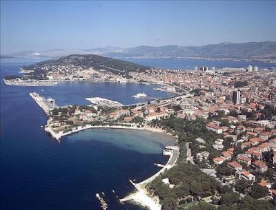 Split en Croacia - que visitar