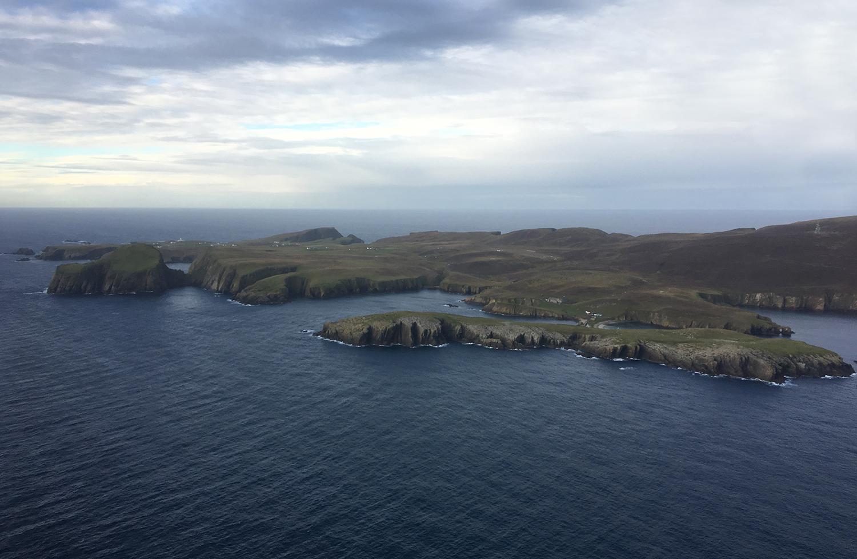 Fair Isle & Shetland