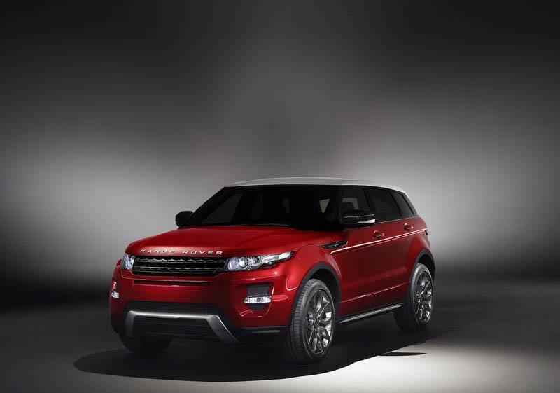 2005 Wald Land Rover Range Rover Mk Ii. 2012 Land Rover Range Rover